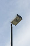 Столб лампы Стоковое Изображение RF