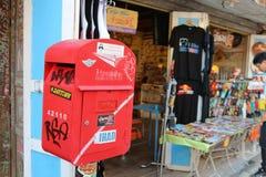 Столб Таиланда Стоковое фото RF