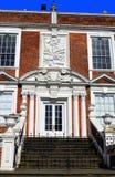 15 столетие историческое Croxteth Hall в Ливерпуле Стоковые Изображения