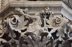 Столица дворца дожа красивая Стоковые Изображения RF