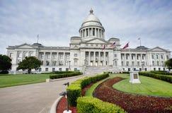 Столица государства Арканзаса стоковые изображения rf