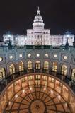 Столица государства Техаса широкая стоковое фото rf