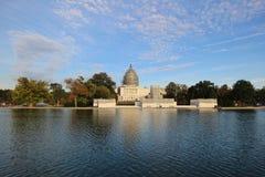 Столица США Стоковое Фото