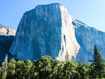Столица El, национальный парк Yosemite Стоковые Изображения RF