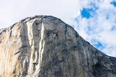 Столица El, национальный парк Yosemite Стоковое Изображение RF