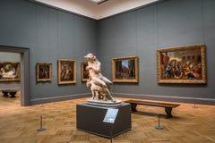 Столичный музей изобразительных искусств - Нью-Йорк, США стоковая фотография rf