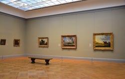 Столичный музей изобразительных искусств стоковая фотография rf