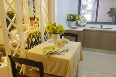 Столовая (кухня) Стоковые Фотографии RF