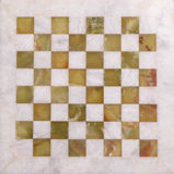 Стол шахмат Стоковая Фотография