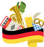 Страна Германии Стоковые Изображения