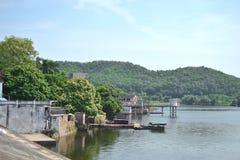 Страна озера стоковые изображения rf