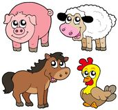 страна собрания животных милая бесплатная иллюстрация