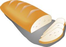 страна хлеба отрезала бесплатная иллюстрация