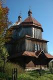 страна церков сельская Стоковая Фотография