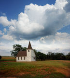 страна церков Стоковые Фото