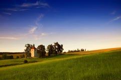 страна чех церков Стоковое Изображение RF