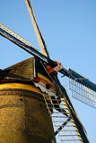 страна чудес зимы Голландии Стоковые Фото