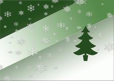 страна чудес зимы Стоковое фото RF