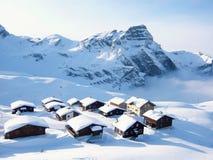 Страна чудес зимы! Стоковые Фото
