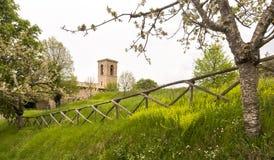 Страна Apennines Стоковая Фотография RF