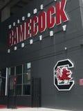 Страна Gamecock, стадион Williams Brice, Колумбия, Южная Каролина Стоковые Фотографии RF