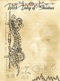 Страница 9 дневника ведьмы 31 иллюстрация штока
