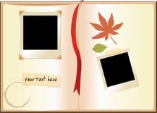 страница дневника бесплатная иллюстрация
