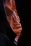 Страница каньона антилопы Стоковая Фотография RF