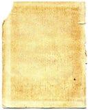 страница книги старая Стоковые Фото