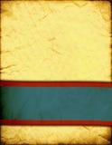 страница конструкции ретро Стоковая Фотография
