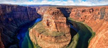 страница США тетради человека загиба Аризоны horseshoe аристочратов США стоковое изображение rf
