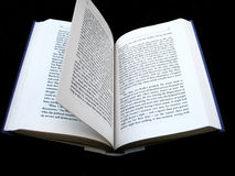 страница flip Стоковая Фотография RF