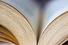 Страницы книги Стоковая Фотография RF