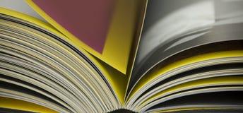 страницы Стоковые Изображения RF