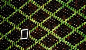 странное окно Стоковая Фотография RF