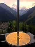 Странные солнечные часы стоковое изображение