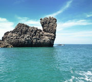 Странный остров Стоковые Изображения