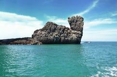 Странный остров Стоковая Фотография RF