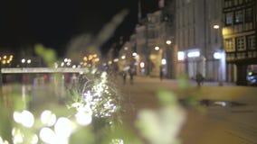 страсбург Набережная St. Thomas видеоматериал