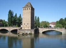 страсбург Франции города старый Стоковые Фото