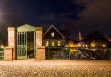 страсбург Франции маленькая стоковые фотографии rf
