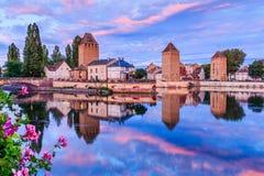 страсбург Франции Стоковые Фотографии RF