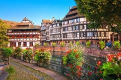страсбург Франции Стоковая Фотография RF