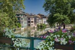 страсбург Франции стоковые изображения