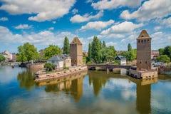 Страсбург, Эльзас, Франция Стоковые Изображения