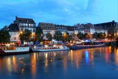 страсбург Стоковая Фотография RF