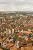 страсбург alsace Франции Стоковые Фотографии RF