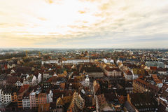 Страсбург, alsace Франция стоковая фотография