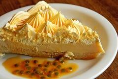 страсть плодоовощ торта Стоковые Изображения RF