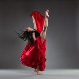 Страсть танца Стоковые Изображения